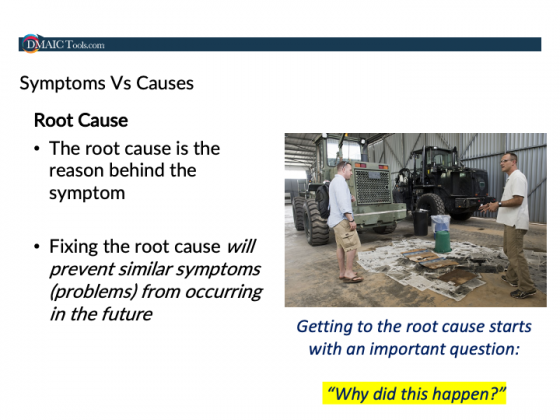 Root Cause Definition
